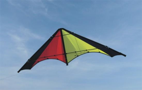 stuntvliegers allround 2 lijns bestuurbare vlieger, voorVliegers #3